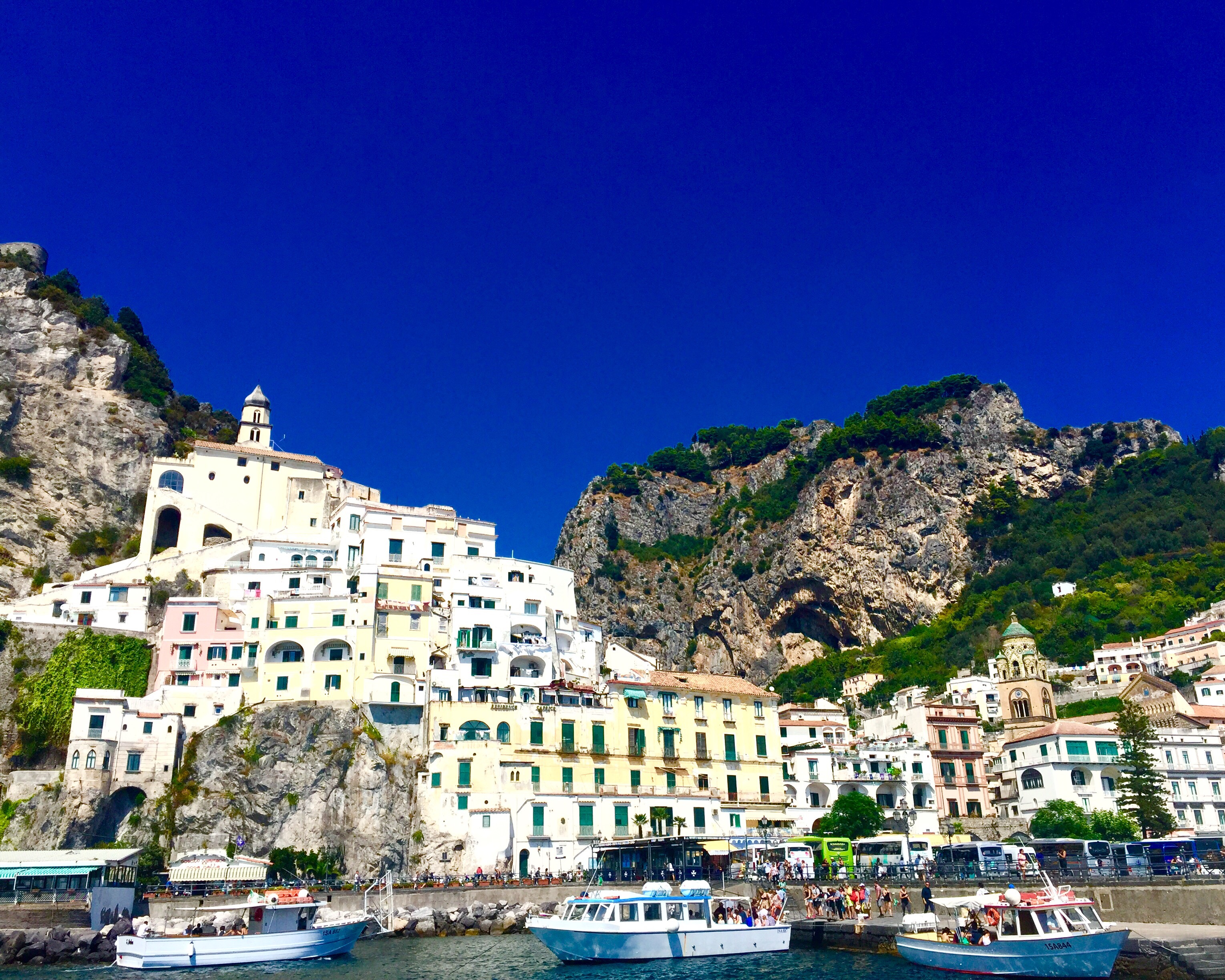 Where to Eat in Positano, Italy